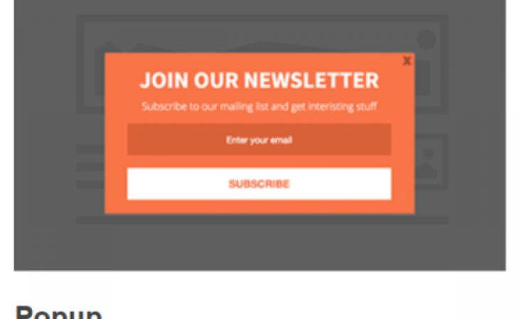 אינטגרציה עם mailmunch – טפסי הרשמה פואפים ברים צפים באתר שלכם